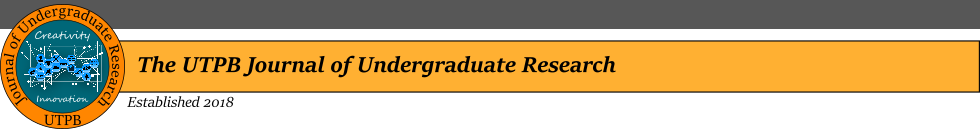 UTPB Journal of Undergraduate Research