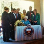 Ann Richards Passes Four-Year Bill