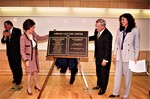 Library / Lecture Center Dedication